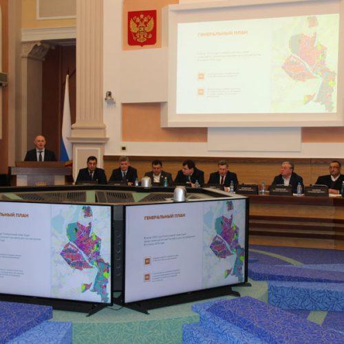 В Новосибирске нашли место для строительства 16 млн кв. м жилья