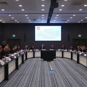 ДОМ.РФ одобрил в Новосибирске проектное финансирование на 20 млрд рублей