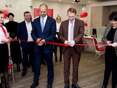 Альфа-Банк открыл двадцатое отделение в Новосибирской области