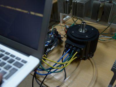 Студенты НГТУ НЭТИ создадут спортивный болид с электрическим двигателем