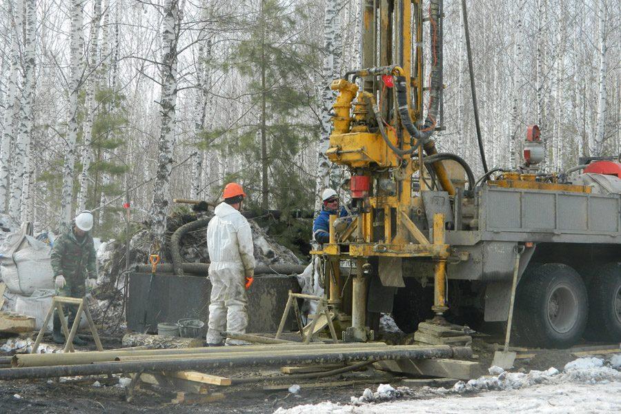 В Кольцово приступили к строительству «СКИФа»