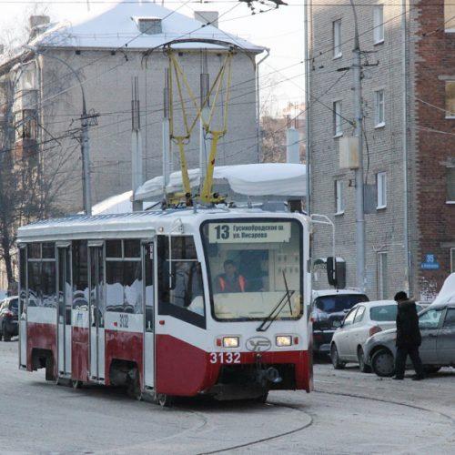 Новосибирск проводит оптимизацию городского транспорта