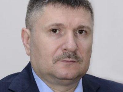 Нового главу Дзержинского района представили его жителям