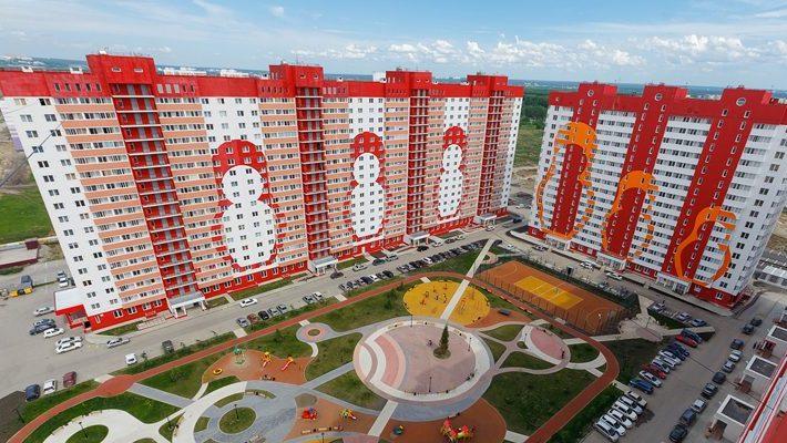 ЖК Матрешкин двор