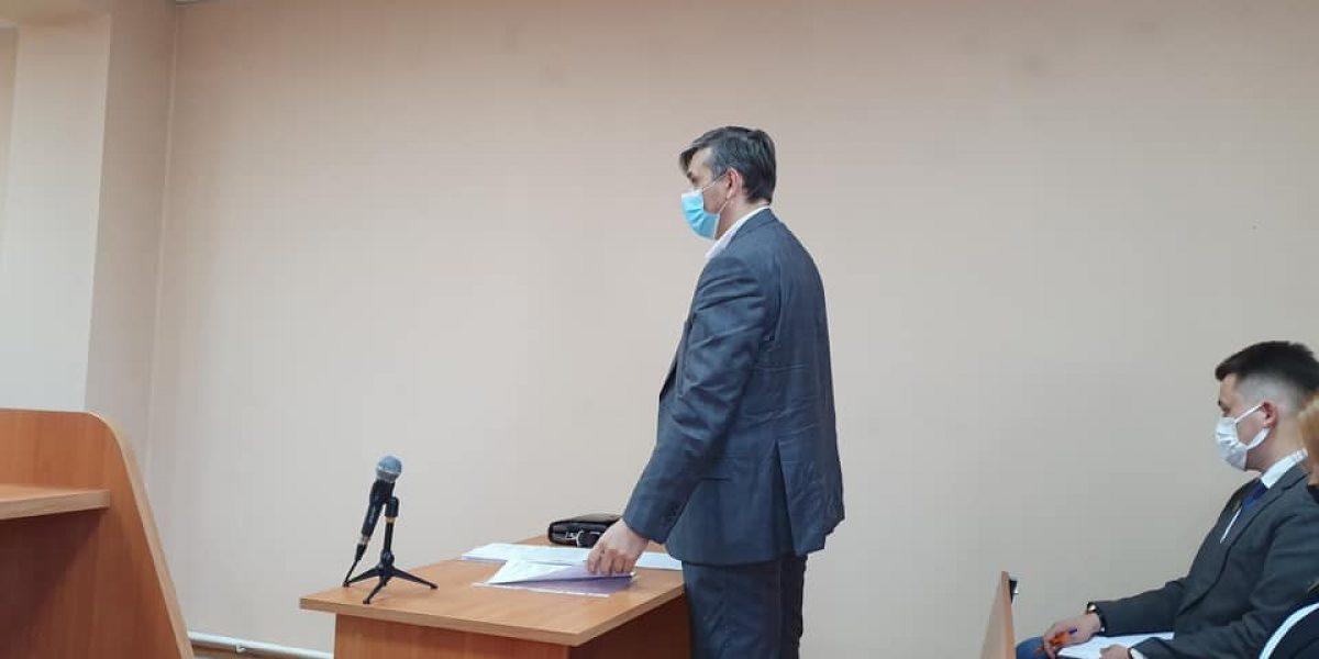 Суд по Бондаренко