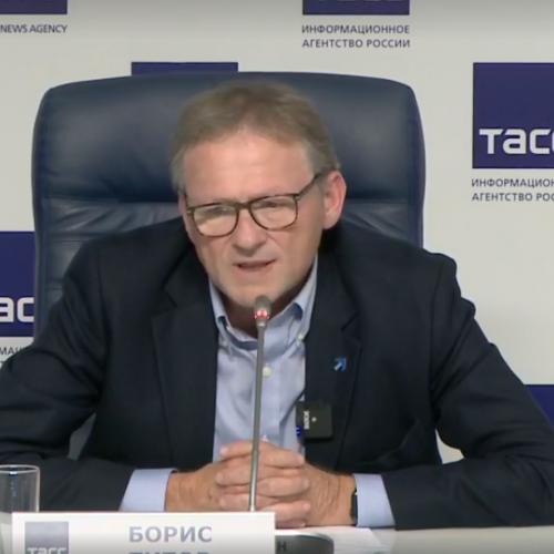 Борис Титов: В городе происходит уничтожение НТО