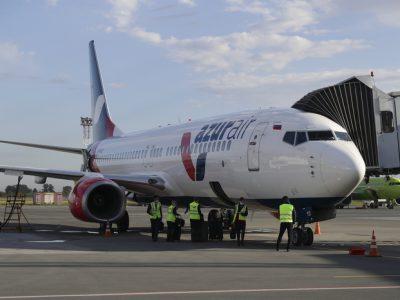 Из Новосибирска открыты прямые рейсы в Турцию