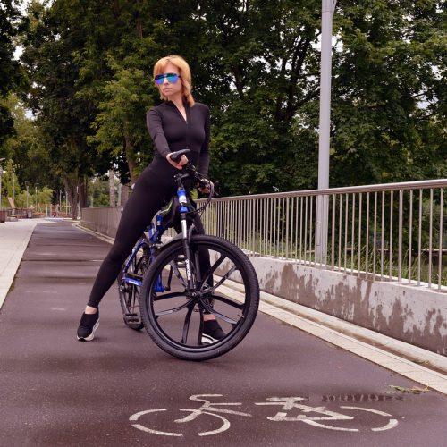 В центре Новосибирска появится первая велодорожка