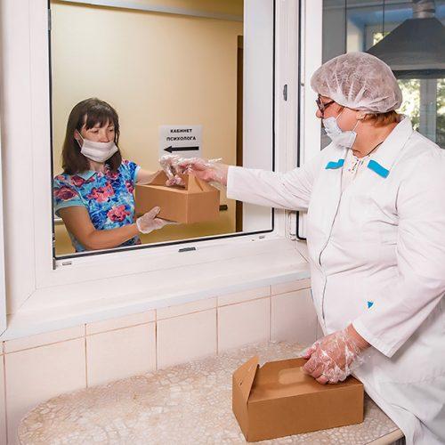 Мэрия Новосибирска выделила деньги на горячие обеды для нуждающихся