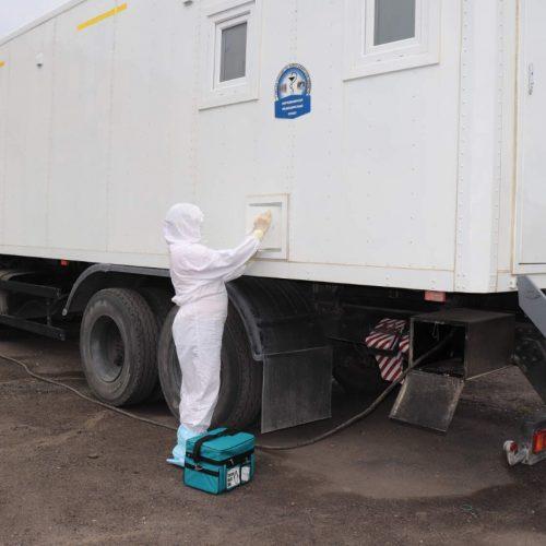 Более 700 новосибирских медиков, заболевших COVId-19, обратились за выплатами