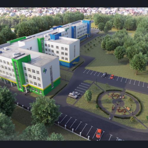 Область получит разрешение на строительство поликлиник в октябре
