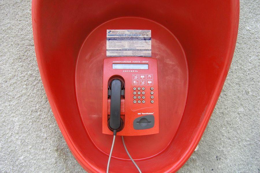 В Сибири зарегистрировали всплеск спроса на звонки с таксофонов