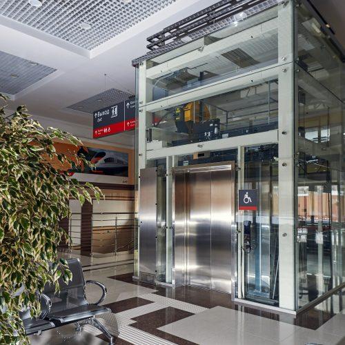 Скай лифт