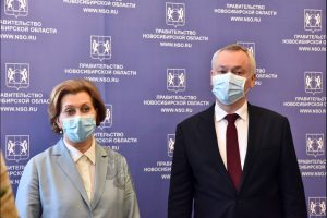 Анна Попова: «Добровольцы реагируют на вакцину «Вектора» хорошо»