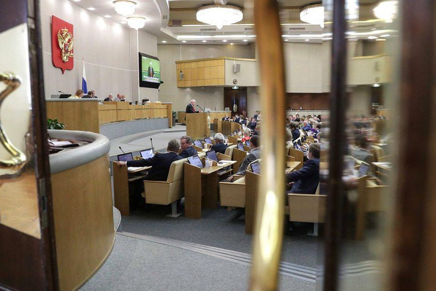 Сенаторы и депутаты Госдумы отчитались о доходах