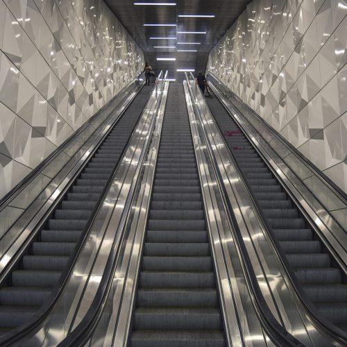 Мэрия Новосибирска купит эскалаторы для станции метро Спортивная