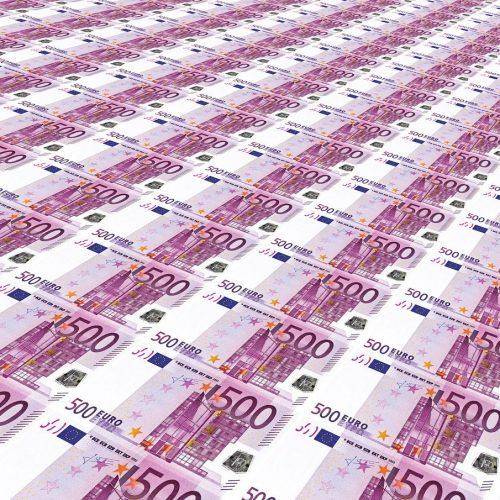 Курс евро на ММВБ повышался до 90,1 руб