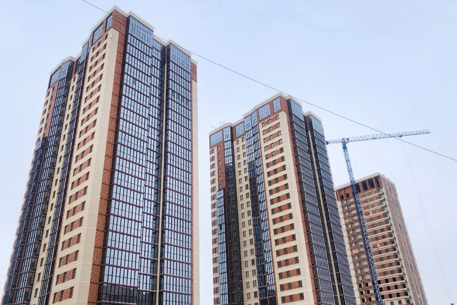 В Новосибирске названы лидеры по продажам строящегося жилья