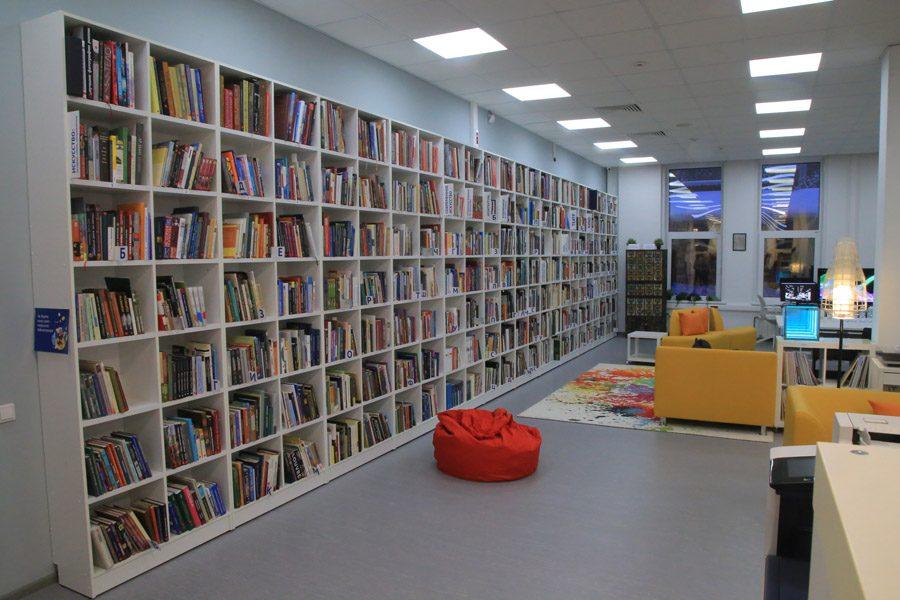 В Новосибирске появилась единственная за Уралом арт-библиотека — «Дом Да Винчи»