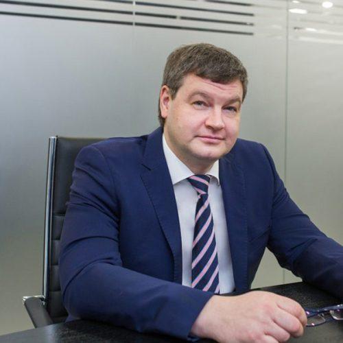 Голубев Денис, управляющий Сибирским филиалом ПСБ: