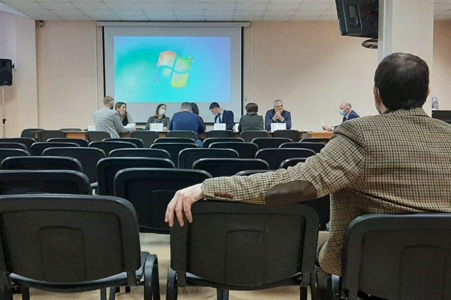 Депутатов горсовета выгнали с заседания рабочей группы по генплану