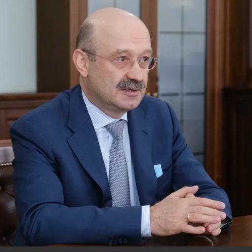 Михаил Задорнов, президент, председатель правления банка «Открытие»