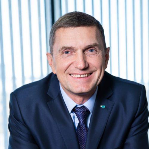 Владимир Шапоренко, генеральный директор Банка «Левобережный» (ПАО)