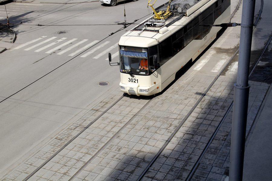 Мэрия Новосибирска обсуждает трамвайную концессию с ВЭБом