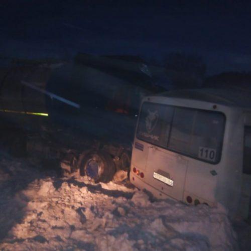 Пострадавшие пассажиры автобуса, попавшего в ДТП в Черепановском районе получат страховые выплаты