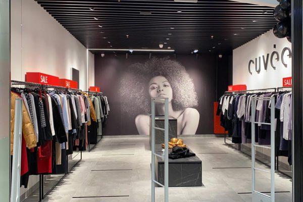 В ТРЦ «Аура» открылся магазин женской одежды итальянского бренда CUVEE