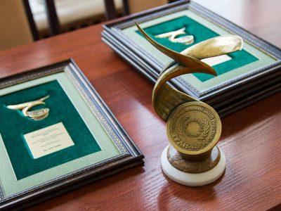 Банк «Левобережный» победил в двух номинациях премии «Финансовый престиж» в НСО
