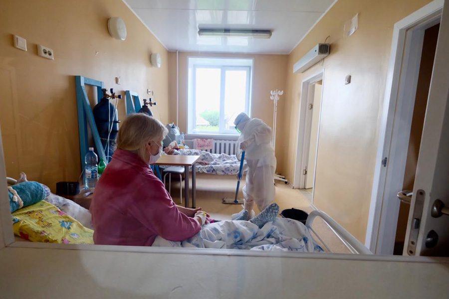 Вопрос с ковидными выплатами медикам в Новосибирске закрыт