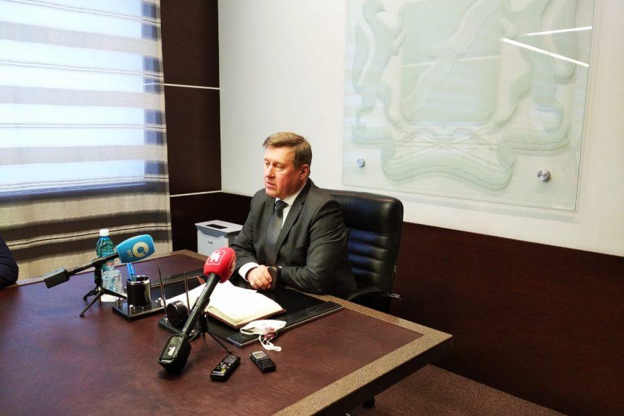 Генплан Новосибирска вынесут на горсовет в марте