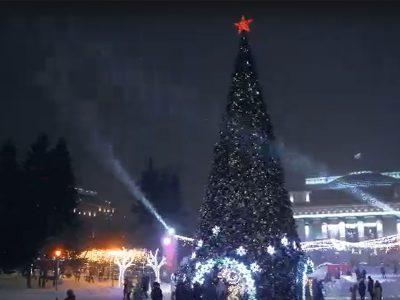 В 2022-2023 годах Новосибирская область получит статус «Новогодней столицы России»
