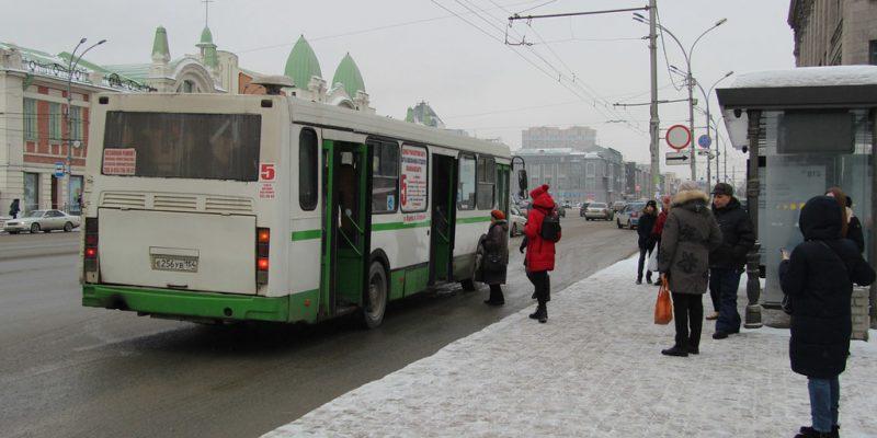 В мэрии заявили о восстановлении системы навигации общественного транспорта