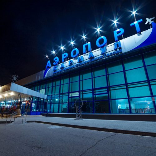 «Новапорт» планирует запустить инвестпрограмму в аэропорту Барнаула в 2021 году