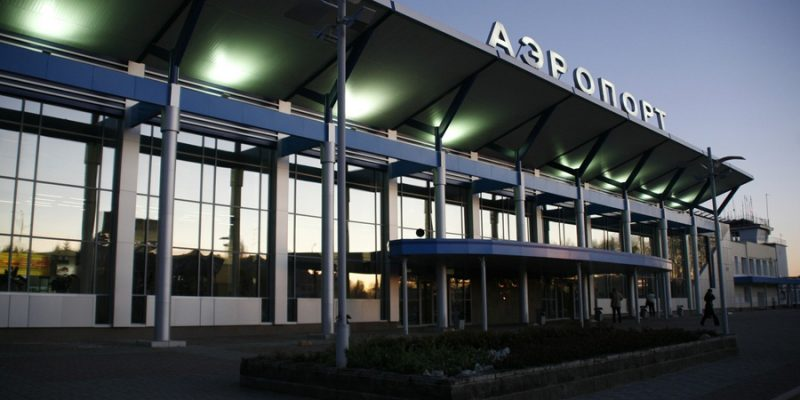 Томский аэропорт готовят к массовому притоку иностранных студентов