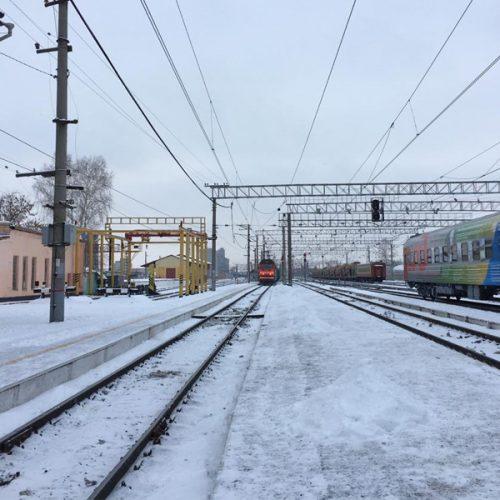 Инвестиции «РЖД» в инфраструктуру Новосибирского региона ЗСЖД превысили 10,5 млрд рублей