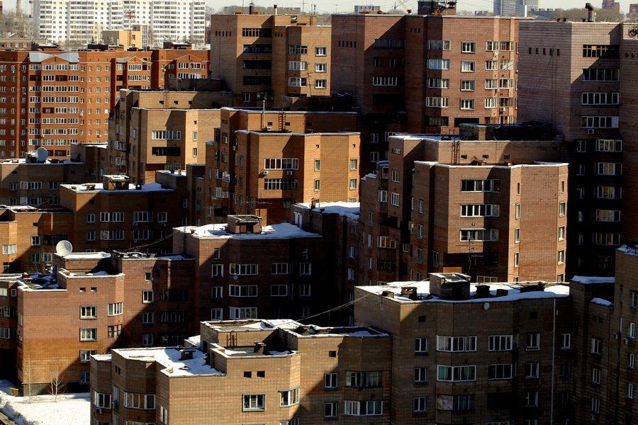 В Новосибирске вырос спрос на вторичное жилье
