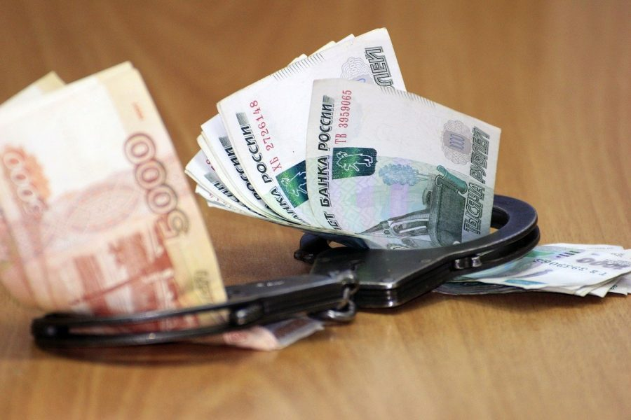 Главбух центра наружной рекламы присвоила более 1,8 млн рублей