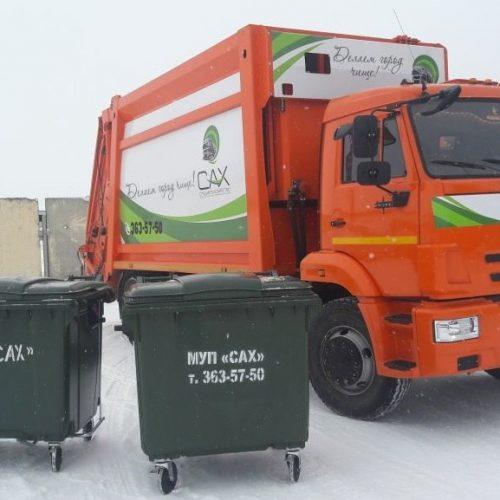 Мэр Новосибирска: Основное количество жалоб на вывоз ТКО пришлось на 2 января