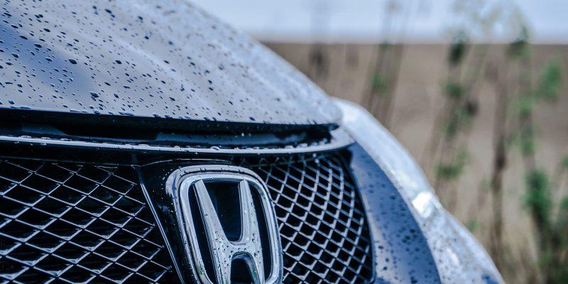 Honda завершает продажи автомобилей в России