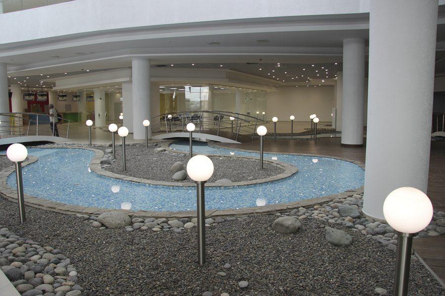 В «ВДТ Строй» объяснили остановку аквапарка в Новосибирске