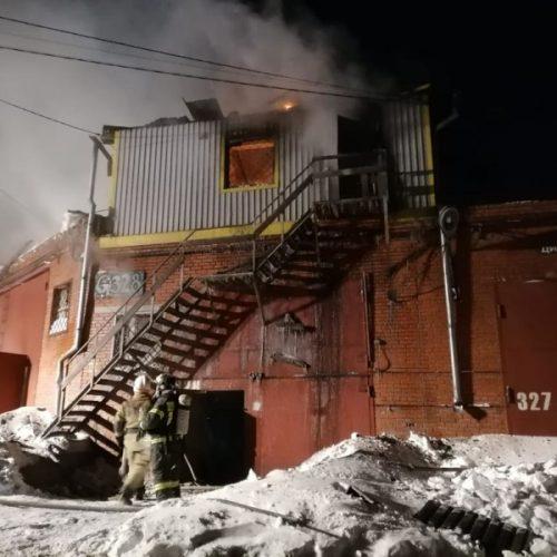 В гаражных кооперативах Новосибирска начались проверки