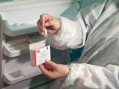 Массовое производство вакцины «ЭпиВакКорона» начнется в феврале