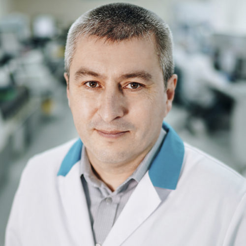 Генеральный директор ООО «Инвитро-Сибирь» и ООО «Инвитро-Приморье» Александр Хамидулин