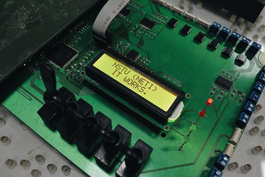Ученые НГТУ НЭТИ создали «умный» пульт для диагностики преобразователей электрической энергии