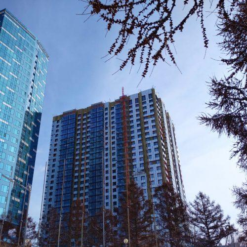 Продажи новостроек в Новосибирске в новом году продолжают расти