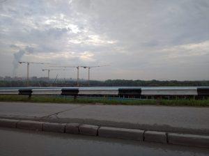 Полностью закрывать Октябрьский мост во время ремонта не планируют