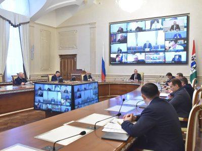 До апреля в Новосибирской области разработают новые законы для комплексной застройки